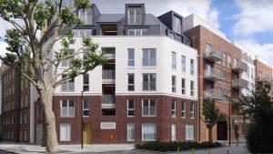 Bourne Estate, Leather Lane, London