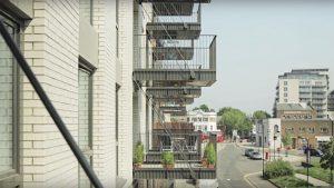 Bridport House, Hackney