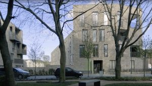 Ely Court, South Kilburn Estate, London