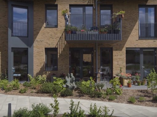 New Ground Cohousing, Barnet